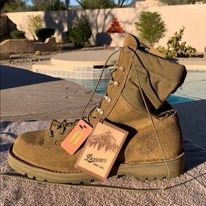 Danner Marine Hot Boots NWT Size 14 1/2 EE🇺🇸